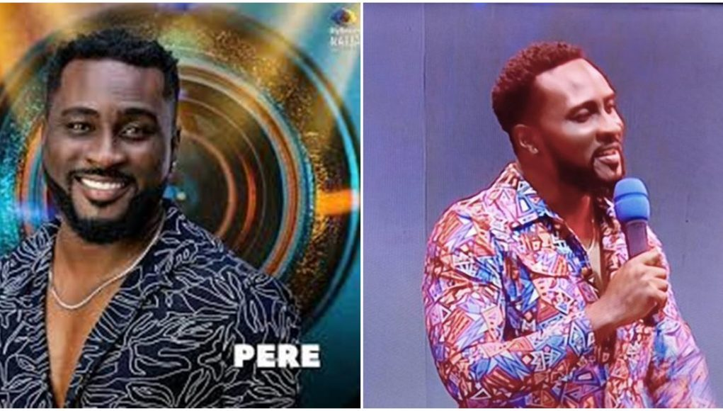 """#BBNaija 2021 """"I'm drawn to a lady with good angle and 'asstitude' – Housemate, Pere (Video) 